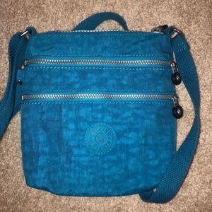 Kipling Mini Blue Crossbody bag